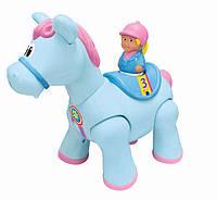 Интерактивная игрушка Kiddieland 052100 Скачущий пони (1066) КОД: 393737