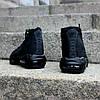 Мужские зимние кроссовки Nike Air Max 95 Sneakerboot 'Black' (Найк) черные, фото 5