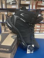 Теплые мужские ботинки зима bona