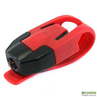 Мигалка задняя - Spelli SRL-210-Rear Красно-черный
