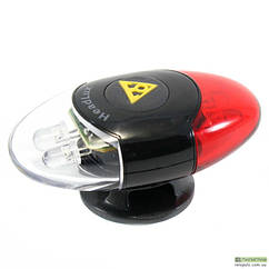 Универсальная мигалка - Topeak HeadLux TMS034 (габарит на шлем)