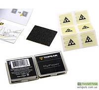 Латки самоклейки - Topeak TGP01 (в пластике)