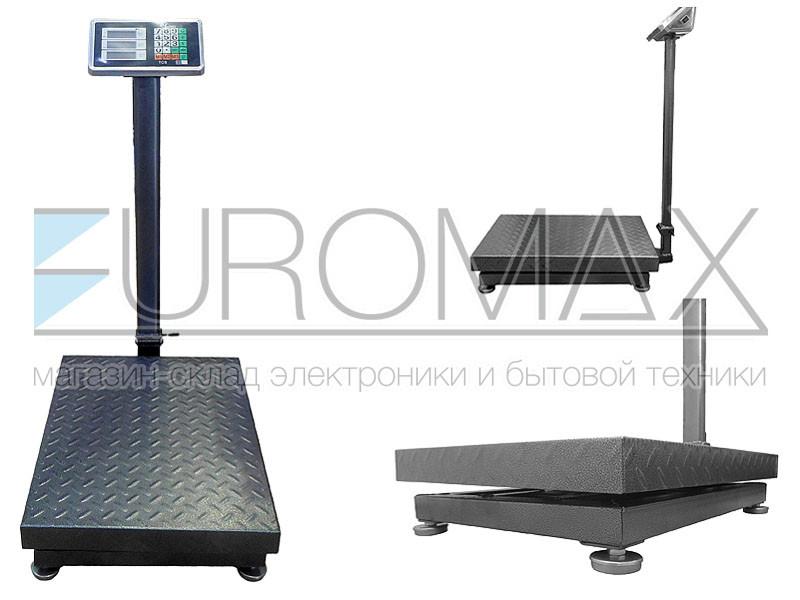 Весы электронные торговые BITEK 600кг с двойной усил. платф double platform. 45х60см YZ-909-G5-600KG