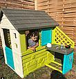 Игровой детский домик с кухней Smoby Pretty UV 810703, фото 3