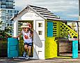Игровой детский домик с кухней Smoby Pretty UV 810703, фото 2