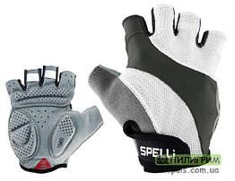 Велоперчатки Spelli SCG-358 XL (обхват ладони 21 см.)