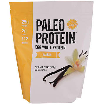 Julian Bakery, Paleo Protein, протеин яичного белка, ваниль, 2 фунта (907 г)