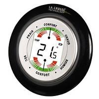Термометр-гигрометр La Crosse WT138-B-BLI (код 218-161214)