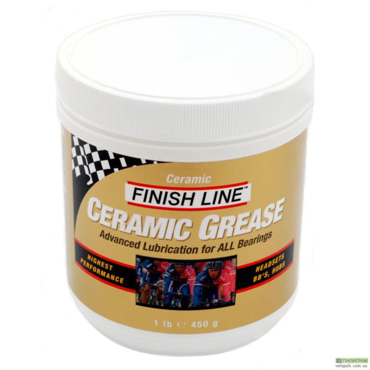 Смазка - Finish Line Ceramic Grease, 450 гр (банка)