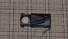 Ювелирная лупа MG21008, увеличительная лупа, 45 кратное увеличение, диаметр 20 мм