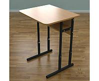 Стол аудиторный одноместный с регулировкой высоты (без полки)