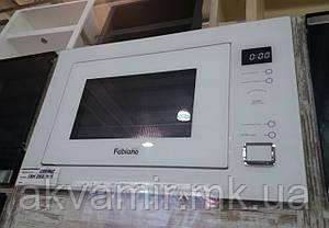 Микроволновая печь Fabiano FBM 26G White (белое стекло) встраиваемая