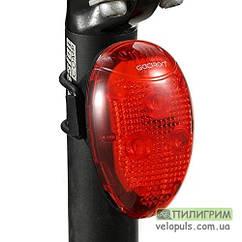 Задняя мигалка Gaciron W04 Smart для велосипеда