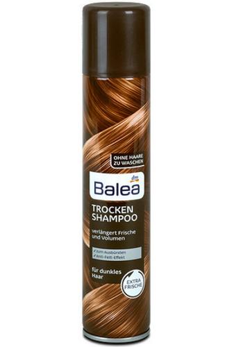 Balea cухой шампунь для темных волос 200 мл