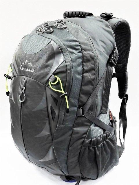 Рюкзак туристический Leadhake DG-097 серый V-50 литров