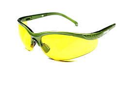 Очки для спортивной стрельбы. Очки тактические Strelok #1-2. Для военно-спортивных игр.
