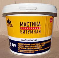 Мастика кровельная битумная TOTUS 2.5 кг