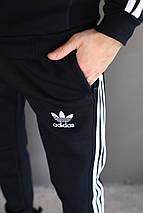 Мужской спортивный костюм Adidas (зима), фото 2