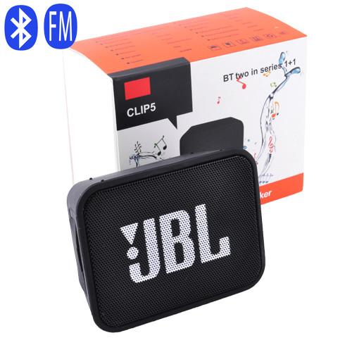 "Bluetooth-колонки JBL CLIP5 ""репліка"", c функцією speakerphone"