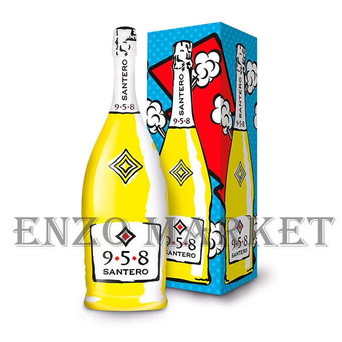 Игристое вино Santero 958 Extra Dry 0,75 литра