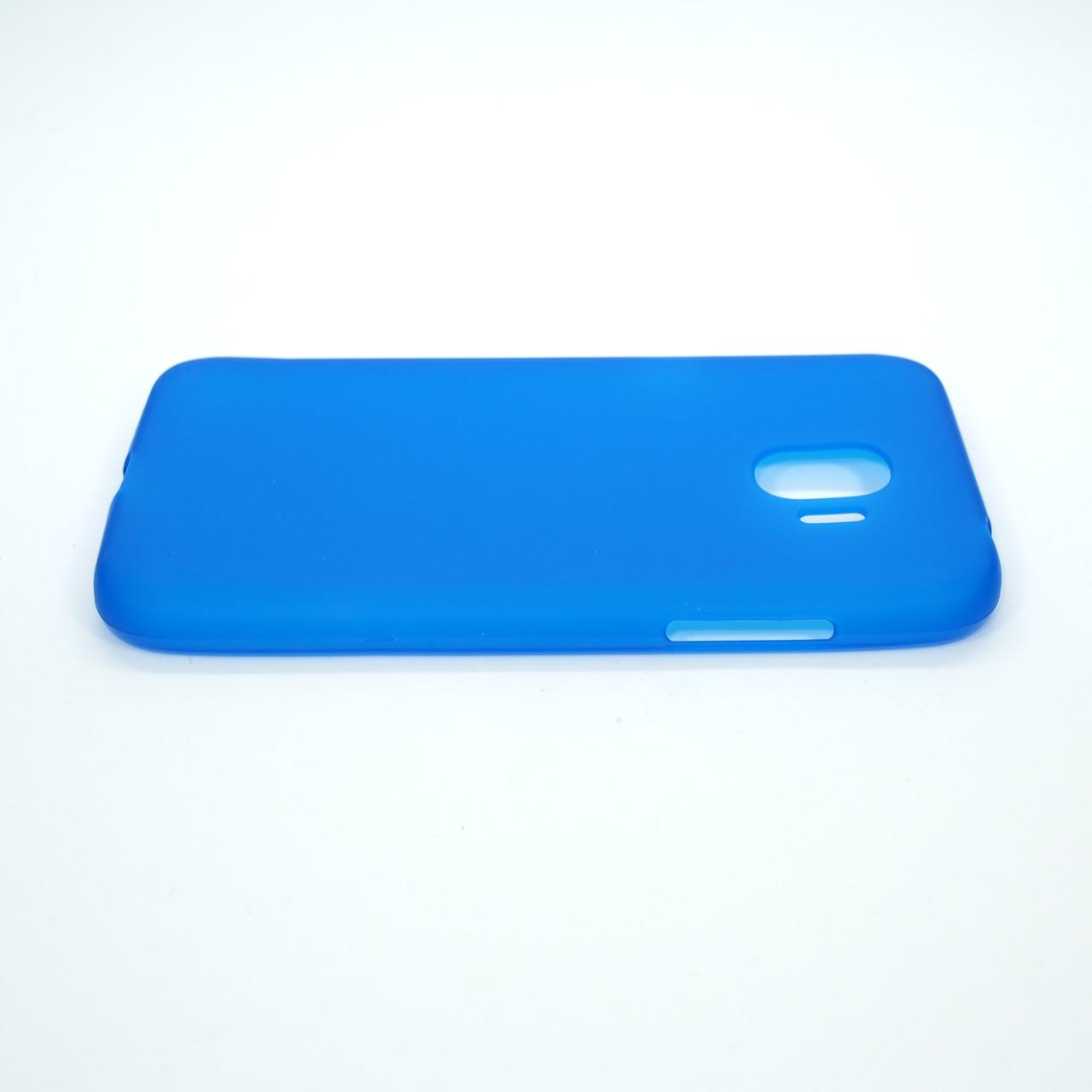 Чехлы для Galaxy J Series (остальные модели) TPU Samsung J250 blue J2 (J200) 2018 Для телефона