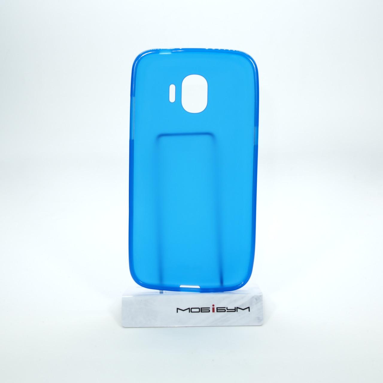 Чехлы для Galaxy J Series (остальные модели) TPU Samsung J250 blue