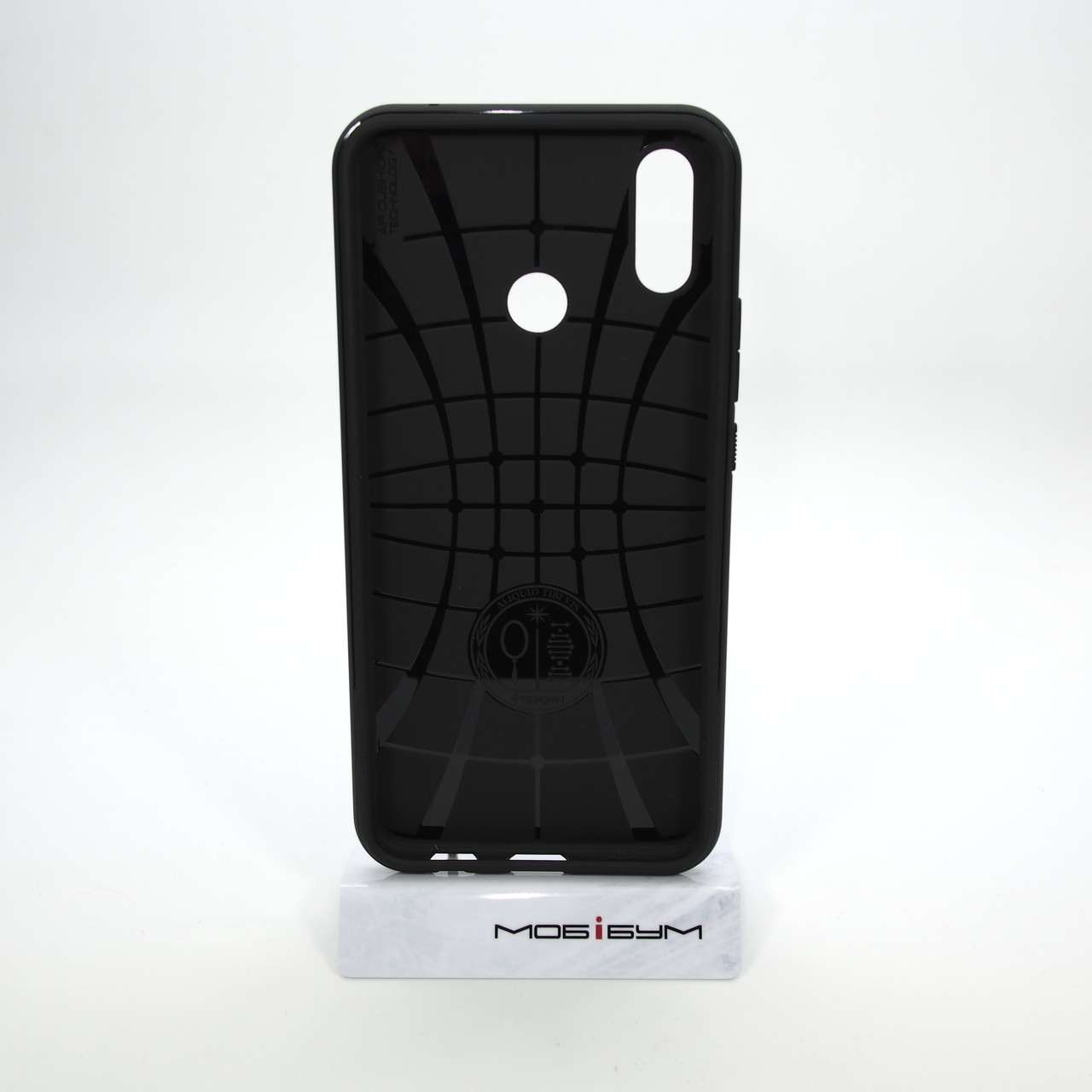 Spigen Rugged Armor Huawei Nova 3i P Smart Plus black