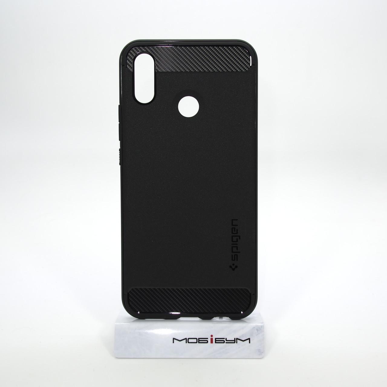 Spigen Rugged Armor Huawei Nova 3i Резина Для телефона Панель (Накладка на корпус) P Smart Plus