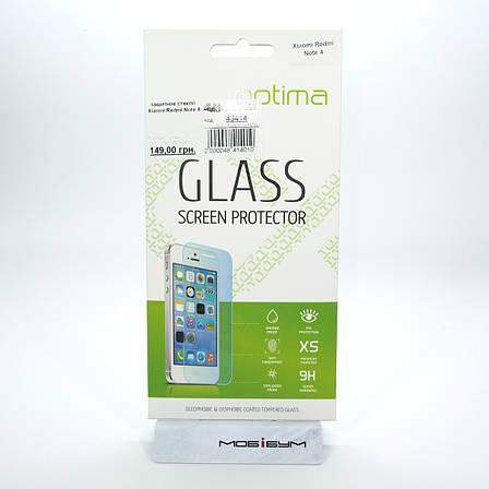 Защитное стекло Xiaomi Redmi Note 4, фото 2