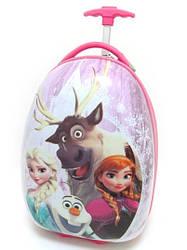 "Детский чемодан на колесах ""Josef Otten"" Холодное сердце, Frozen-8, 520364"