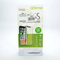 Защитное стекло Optima 5D Samsung Galaxy J530 black
