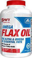 Жирные кислоты OMEGA FLAX OIL 200 капсул