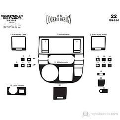 Накладки на панель VW T5 (Т6 рестайлинг)