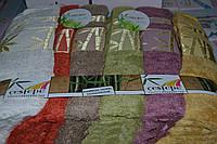 Комплект банных махровых полотенец