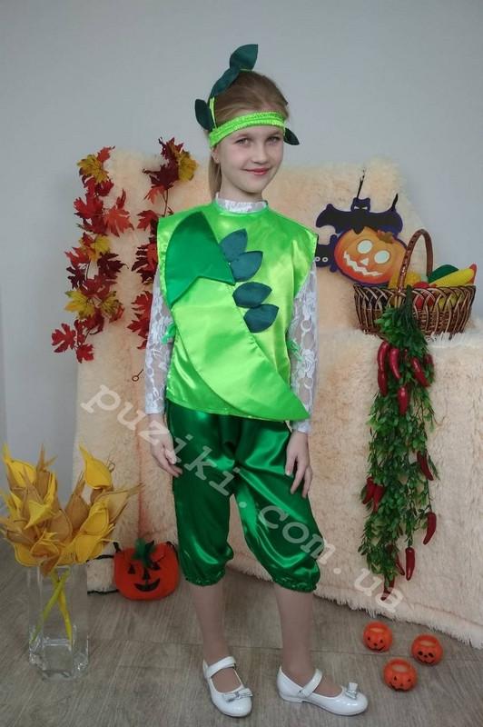 8b2ac9fd9ac Карнавальный костюм зеленого Горошка для детей. Карнавальный костюм  зеленого Горошка для детейВ наличии. 260 грн