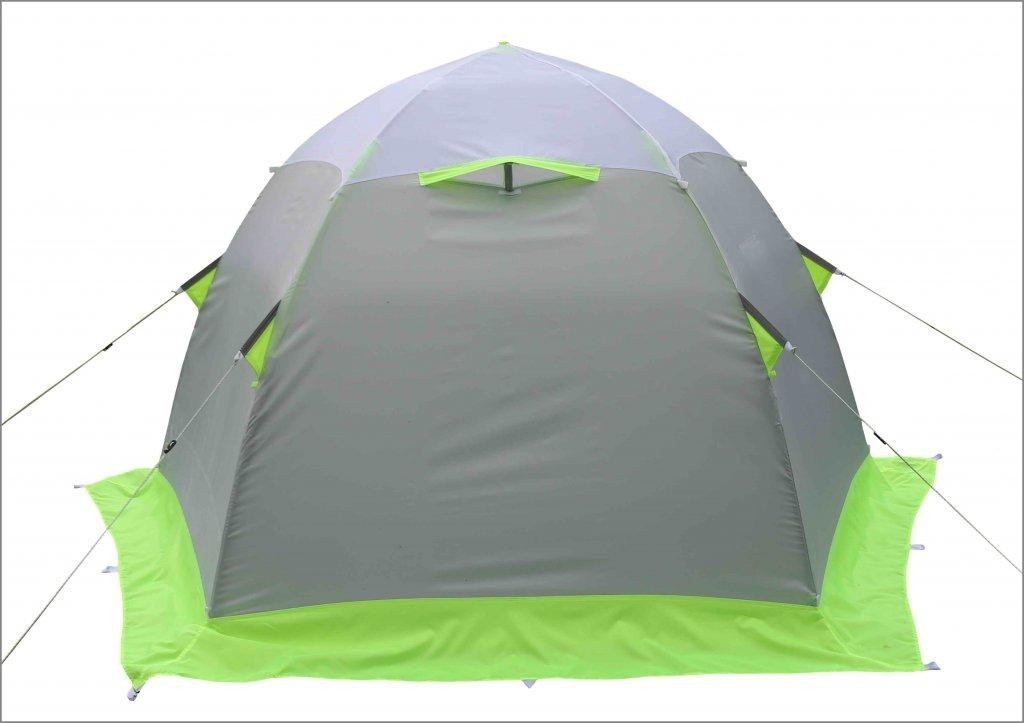 Зимняя палатка ЛОТОС 2 зеленая