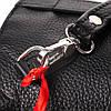 Мужской клатч кожаный чёрный Eminsa 5091-18-1, фото 4