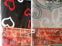 Постельное Бязь Голд Люкс оригинал 1,5 расцветок много 100% Gold Lux бязь
