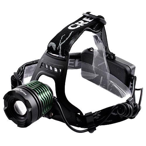 Ультрафиолетовый налобный фонарик Bailong Police BL-2188
