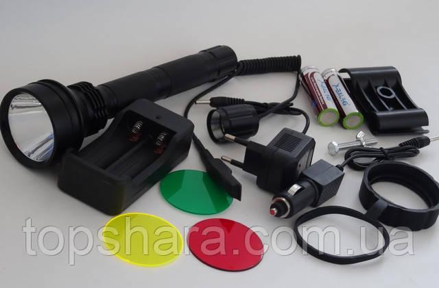 Фонарь подствольный Police BL-Q2808-T6 Black