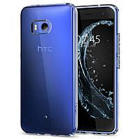 Чехол Spigen для HTC U11 Liquid Crystal, фото 1