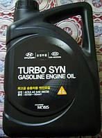 Масло моторное Hyundai SAE 5W-30 SM/GF-4/ACEA A3 (4л) (MOBIS)