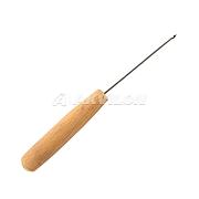 Гачок чоботаря з дерев'яна яною ручкою