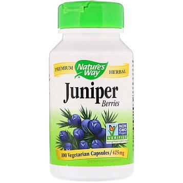 Natures Way, Juniper Berries, 425 mg, 100 Vegetarian Capsules