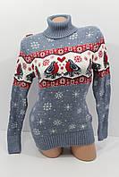 Шерстяні жіночі светри з гарними орнаментом оптом і в роздріб G 4647 a4dd1f489afd4