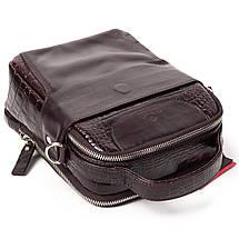 Мужская сумка барсетка кожаная коричневая Eminsa 6002-4-3 купить в ... 9797941ffbce4