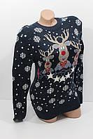 Шерстяні жіночі светри з оленями оптом і в роздріб G 4732 627c4cb1521cd