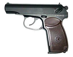 Пистолет Макарова, копия. Пистолет KWC PM. Пневматический пистолет KWC. Пистолет с сжатым газом СО2