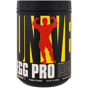 Universal Nutrition, Egg Pro, Порошок яичного белка быстрого приготовления, Шоколад, 1 фунт (454 г)