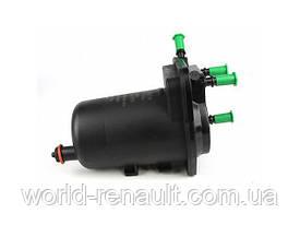 Топливный фильтр на Рено Кангу 1.5dci K9K(+датчик воды)/ Wudner WB800